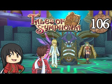 """Tales of Symphonia HD - Part 106: """"Intentions"""""""