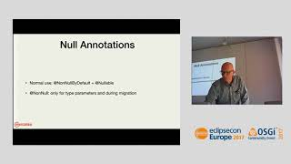 Null type annotations in practice