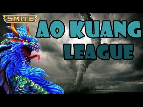 SMITE League #101 - Ao Kuang