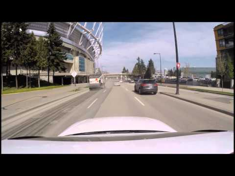 BC Place and Expo Blvd Cruise, Vancouver BC
