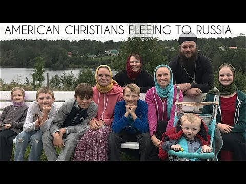 JOIN THEM: American Christian Family Of Ten Moves From US To Russia