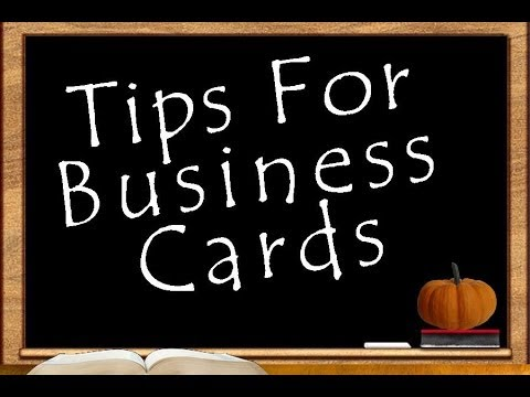 Business card tips how to make your business cards more effective business card tips how to make your business cards more effective colourmoves