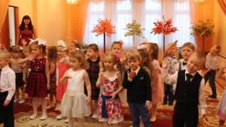Песня маме. День мамы в детском саду