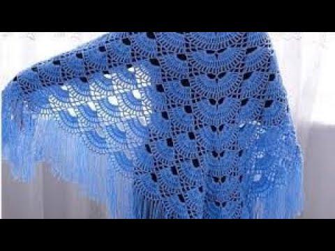 Шаль Султан, связанная спицами, Вязание для женщин
