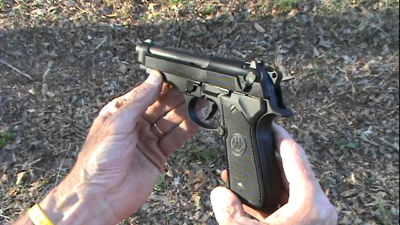 Beretta 92FS Stainless / Inox (Made in USA) 9mm