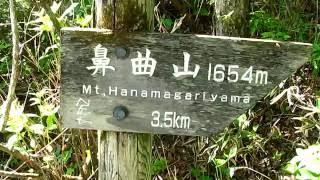 My山歩記 2016.6/4  蝉しぐれの鼻曲山