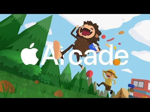 Sneaky Sasquatch Trailer  Apple Arcade