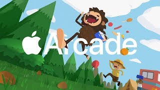 Sneaky Sasquatch Trailer - Apple Arcade