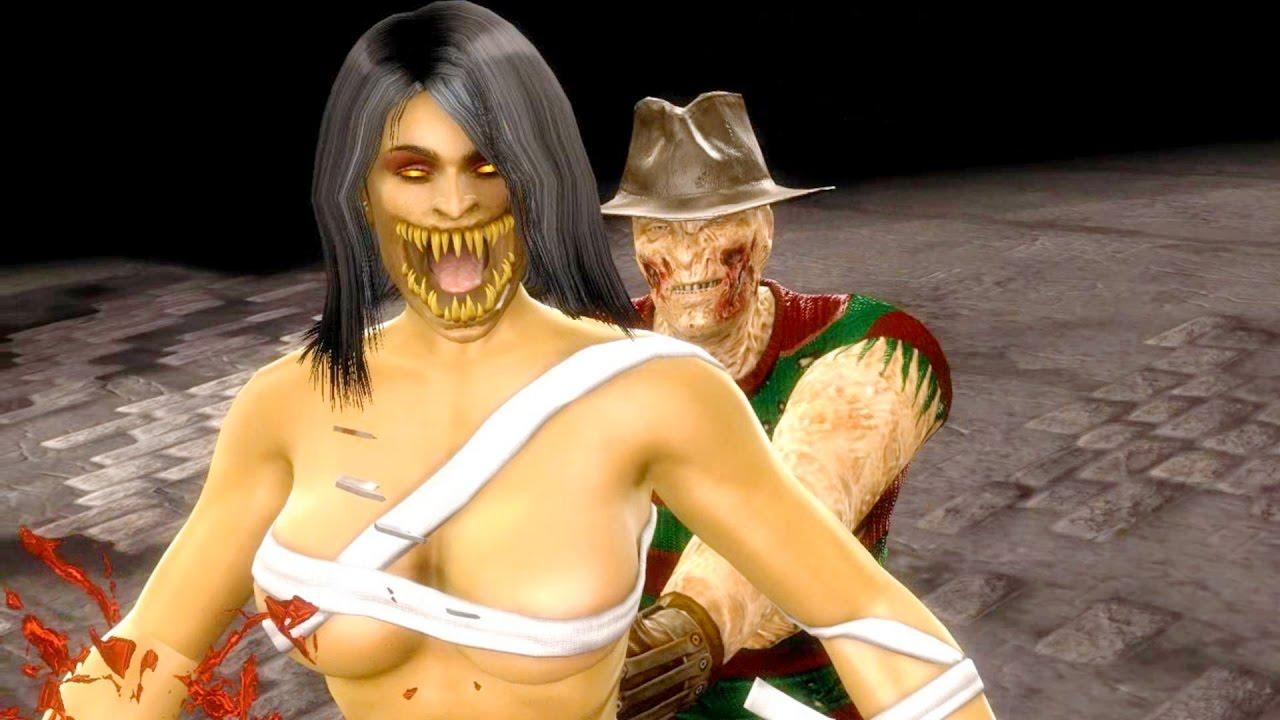 Mortal Kombat 9 - All Fatalities - 115.4KB