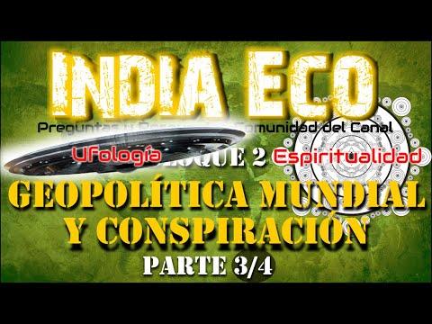 INDIA ECO: EXOPOLÍTICA Y ESPIRITUALIDAD. Ascensión, Informe UAP, Invasión Extraterrestre, Federación