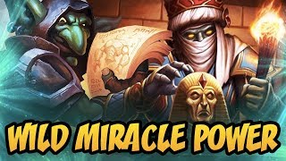 Wild Miracle Power | The Boomsday Project | Hearthstone