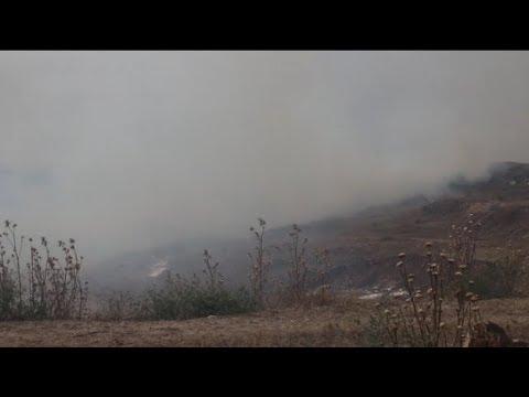 اتهامات لداعش بحرق المحاصيل الزراعية بالعراق  - نشر قبل 2 ساعة