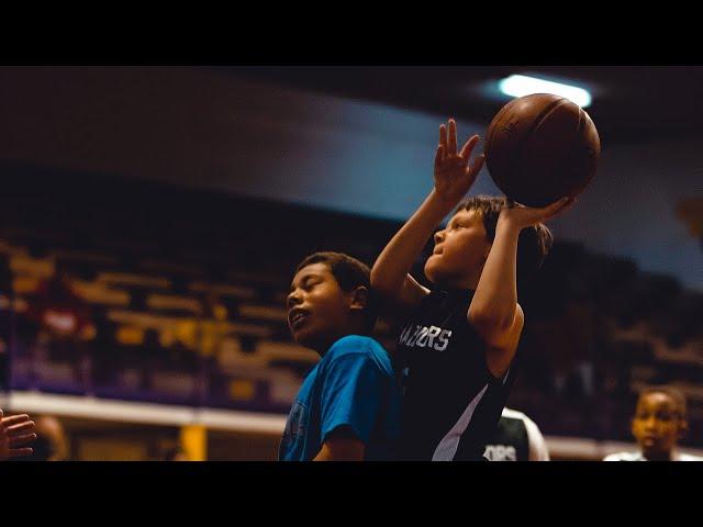 Warriors vs. Kings (AYBL) Basketball Highlights (4K) / January 23, 2021 / Sony a7sii