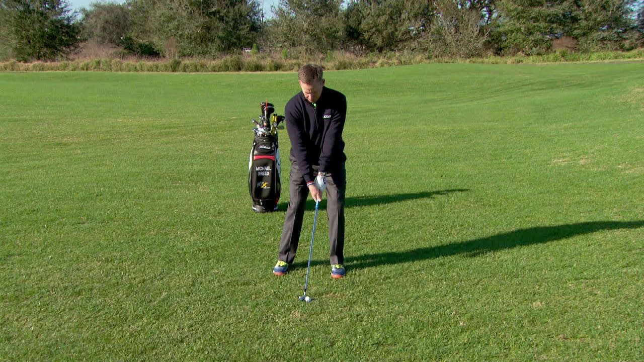 The Golf Fix Tips On Hitting Out Of The Rough Golf Channel