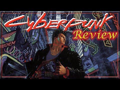 Cyberpunk 2020 -RPG Review 2.0