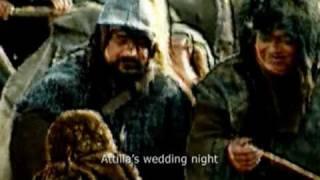 "Attila the Hun (""Here Comes the Rain Again"" by Eurythmics)"