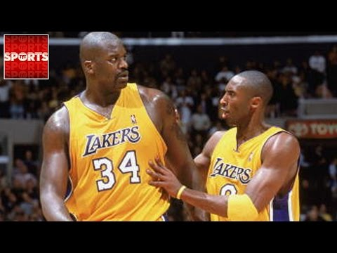 Shaq and Kobe FEUD Resolved? Both Clear The Air On Shaq's Podcast