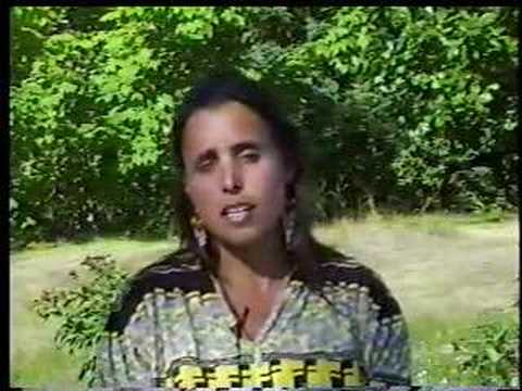 Green Party 1996 Convention - LaDuke Acceptance (short)