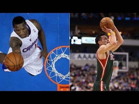Clippers Trade Eric Bledsoe & Caron Butler to Suns For J.J. Reddick and Jared Dudley! - NBA News
