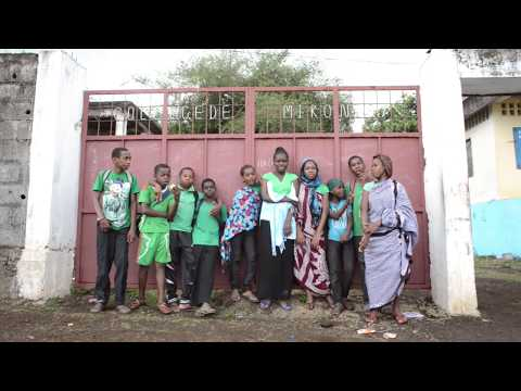 Comoros: Connect A School Connect a Community