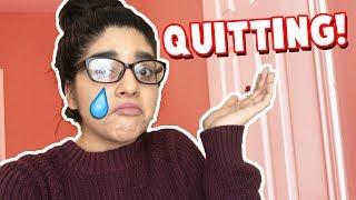 I'm Quitting Roblox... (Vlog)