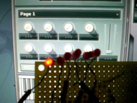 Midi контроллеры своими руками
