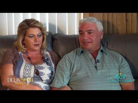 Robert's Story, My Last Pain, Lumbar Deuk Laser Disc Repair