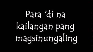OK Lang Ako - Parokya Ni Edgar (Lyrics)