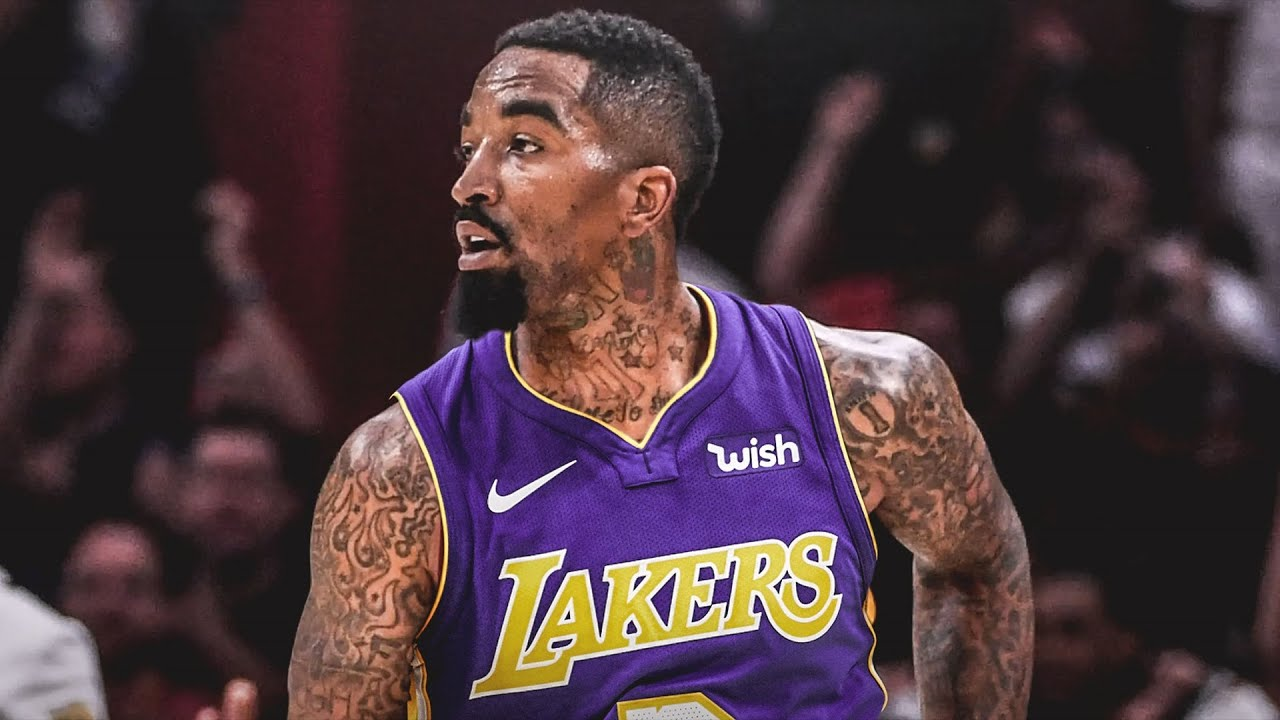 Lakers Sign JR Smith For Rest Of 2020 Season!