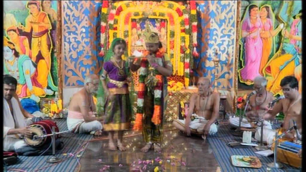 1.Om Parthaya prathi boditham bhagawathaa narayanena swayam,