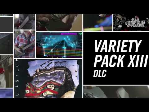 Variety Pack XIII - Rocksmith 2014 Edition Remastered DLC