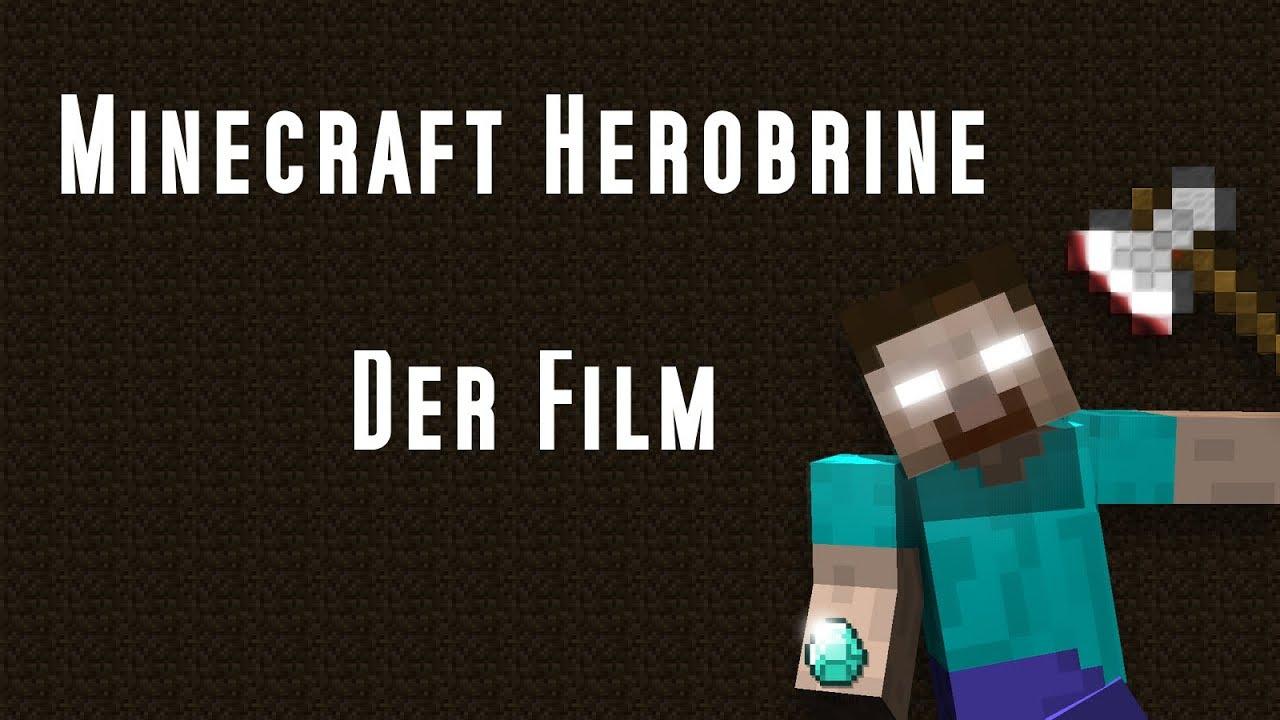 Minecraft Herobrine Der Film HD - YouTube