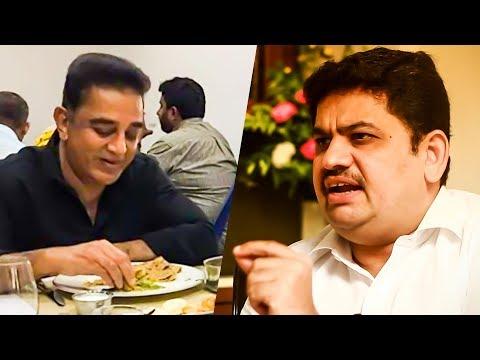 Kamal's Eating Style & Rajini's Favorite Food | Chef Venkatesh Bhat Reveals Part 2 | MT 81