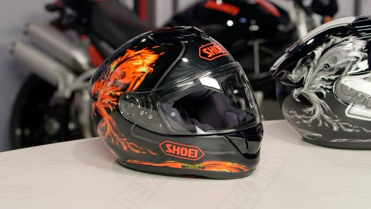 Shoei Gt Air >> Shoei GT-Air Revive Helmet Review at RevZilla.com - YouTube