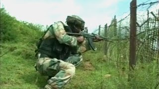 Watch Live visuals of firing on Indo-Pak Border