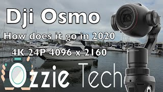 Dji Osmo How does it go in 2020 4096x2160 4K 24P