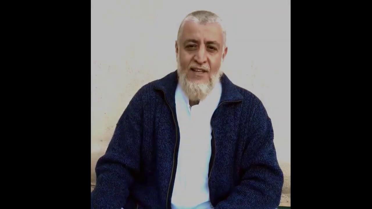 الشيخ عبدالفتاح حمداش   رسالة إلى الشعبين الجزائري والمغربي