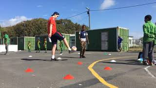 Stoke City Community Trust - Challenge South Africa 2018