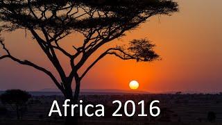 Africa expedition  2016 ✈ by Johny Milde   (Serengeti, Zanzibar, Victoria Falls, Chobe)