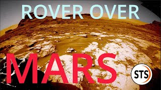 Mars Curiosity Full Color Time lapse Part 1 - 1st year