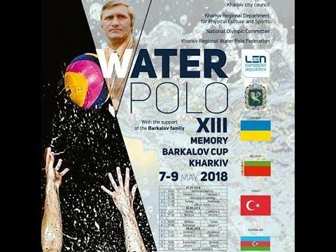 LIVE STREAMING // Azerbaijan  - Ukraine 2 // Tournament Memory of O. Barkalov // 08.05.2018