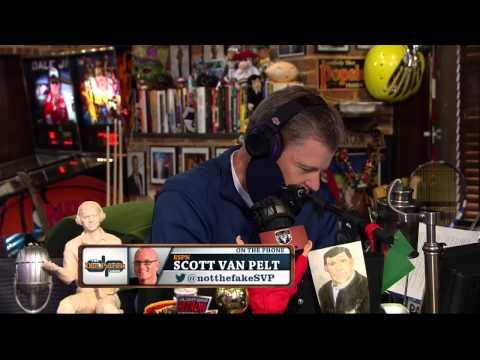 Scott Van Pelt on The Dan Patrick Show (Full Interview) 01/05/2015