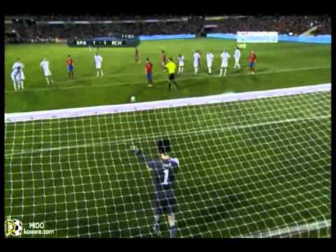 Download Spain vs Czech Republic 2-1 All Goals and Highlights 25/03/2011 HQ