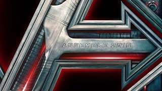 "Marvel's ""Avengers: Age of Ultron"" Teaser Trailer (OFFICIAL)"