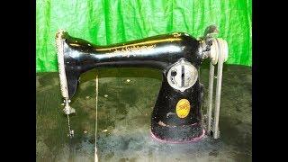 как сделать швейную машинку в домашних условиях