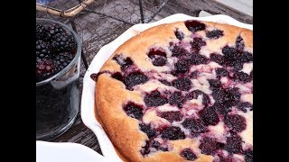 Southern Blackberry Cobbler Recipe