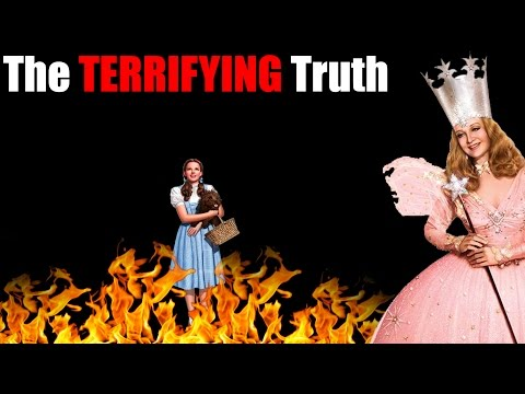 The Terrifying Truth About The Wizard of Oz! [REVISED THEORY]