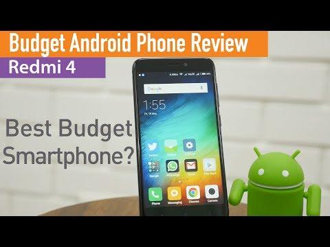 Xiaomi Redmi 4 (2GB) Review Videos