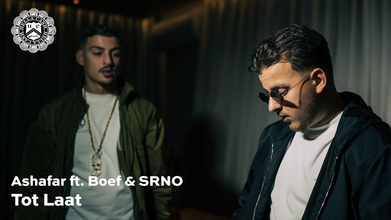 Download Ashafar - Tot Laat ft. Boef & SRNO
