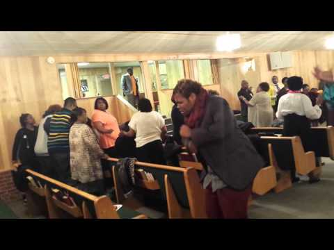 Praise Break #5 at Files Chapel's Anniversary 2014 (Friday)